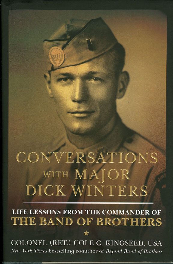 101st Airborne Band of Brothers commanded by Dick Winters The Spoils of War