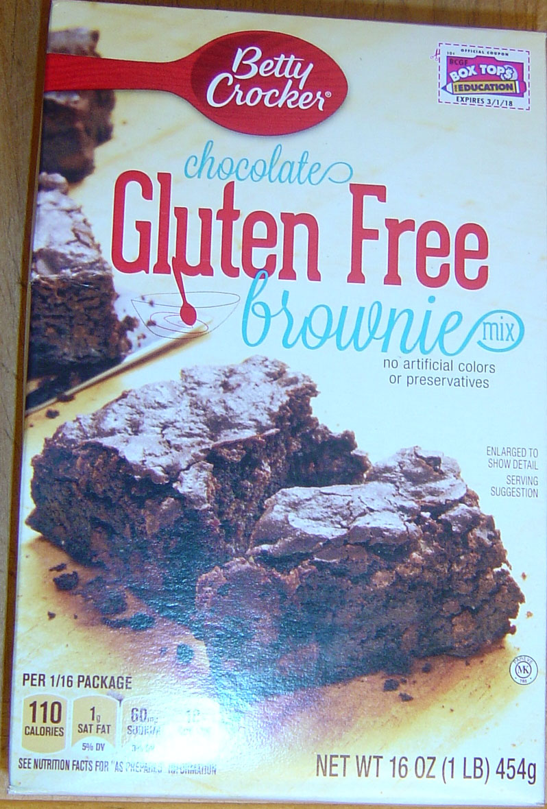 Betty Crocker Chocolate Brownie Mix