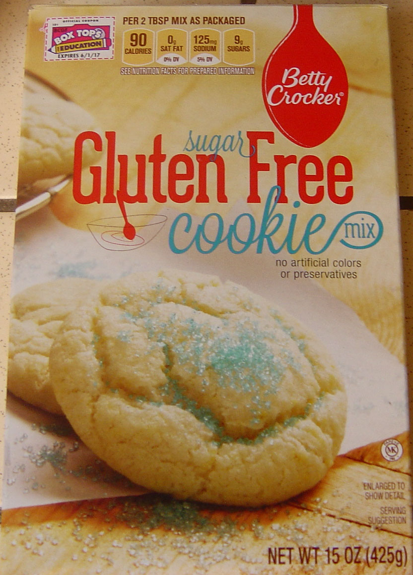Betty Crocker Sugar Cookies
