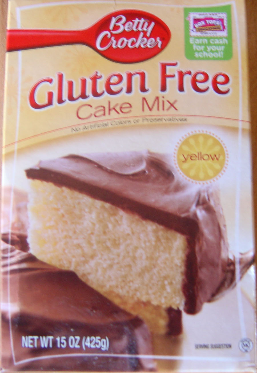 Betty Crocker Yellow Cake Mix