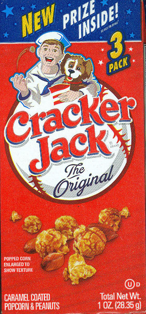 Frito-Lay Cracker Jack