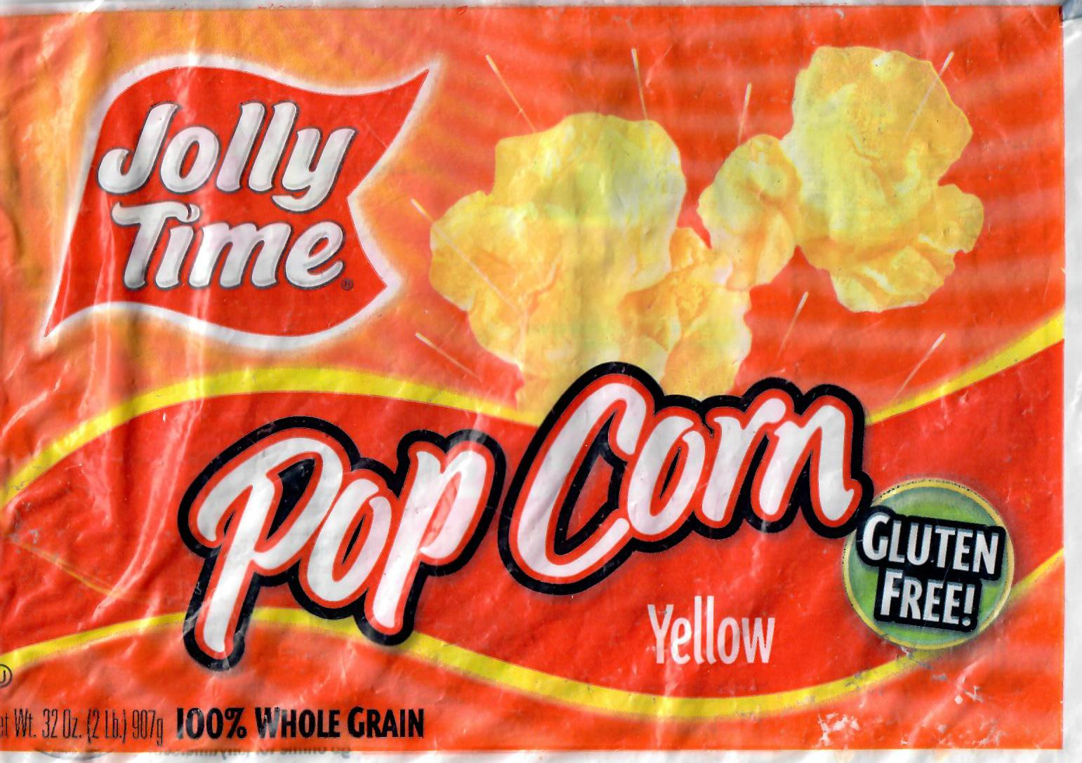 Jolly Time Yellow Popcorn