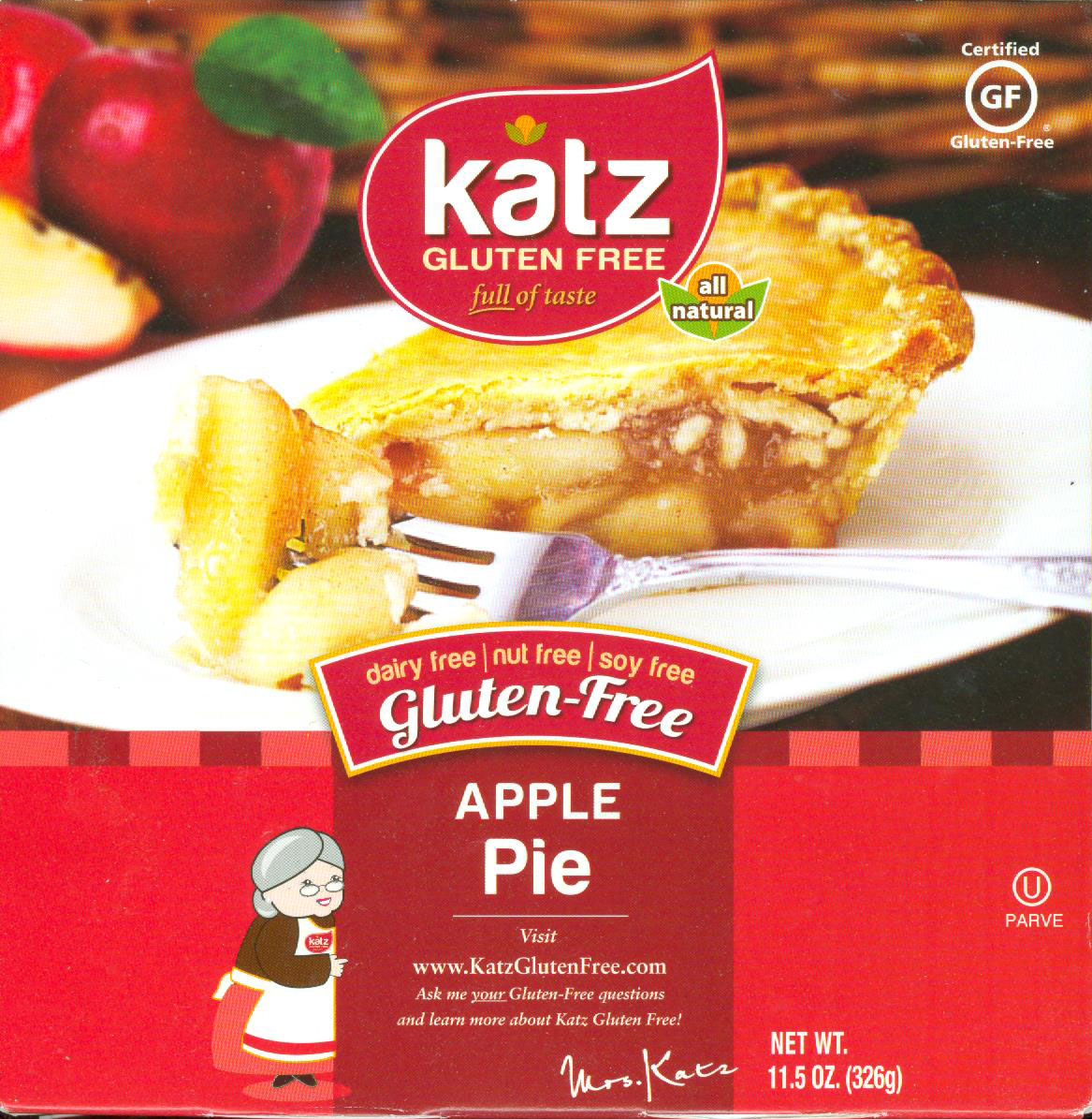 Katz Apple Pie