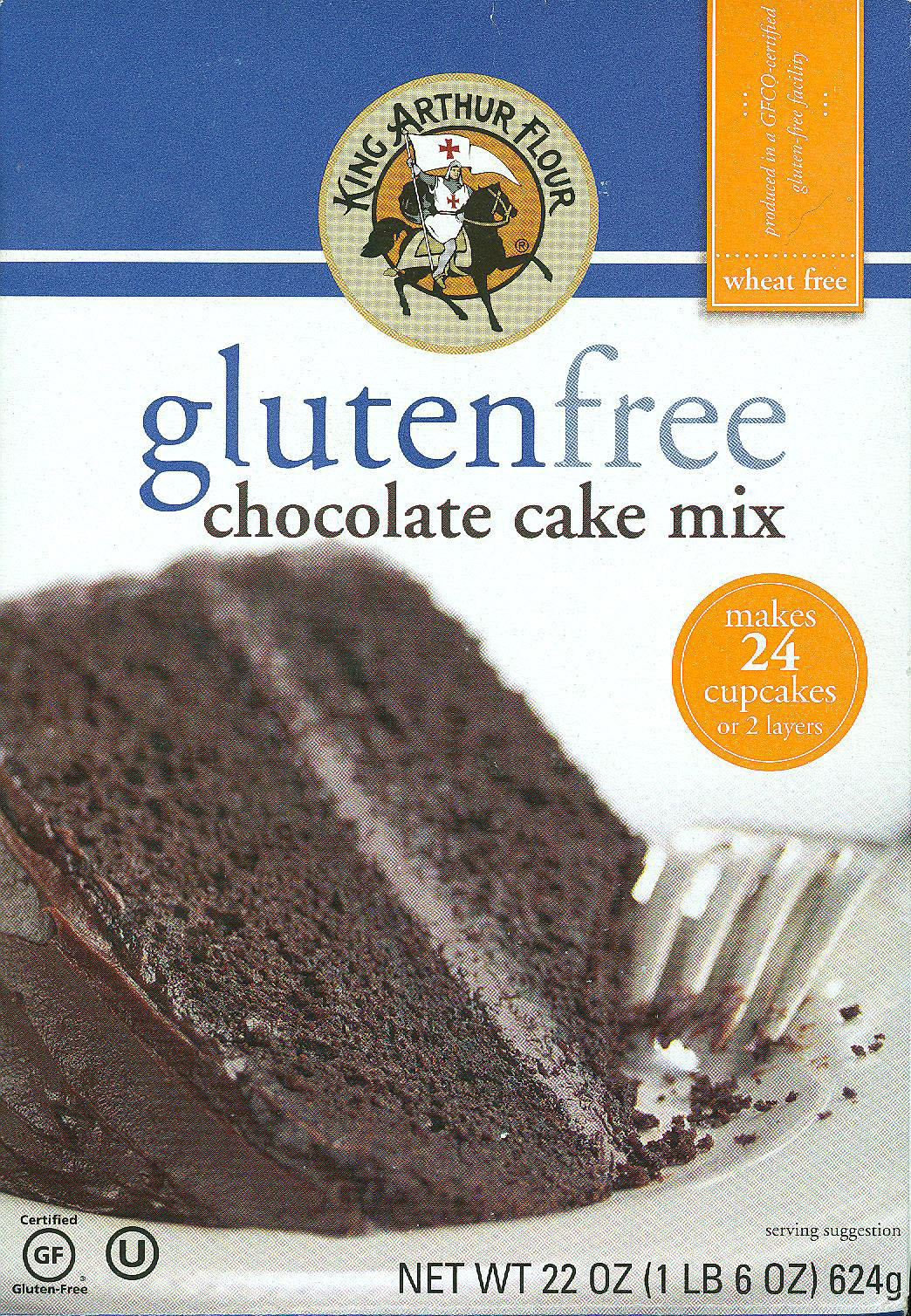 King Arthur Chocolate Cake Mix