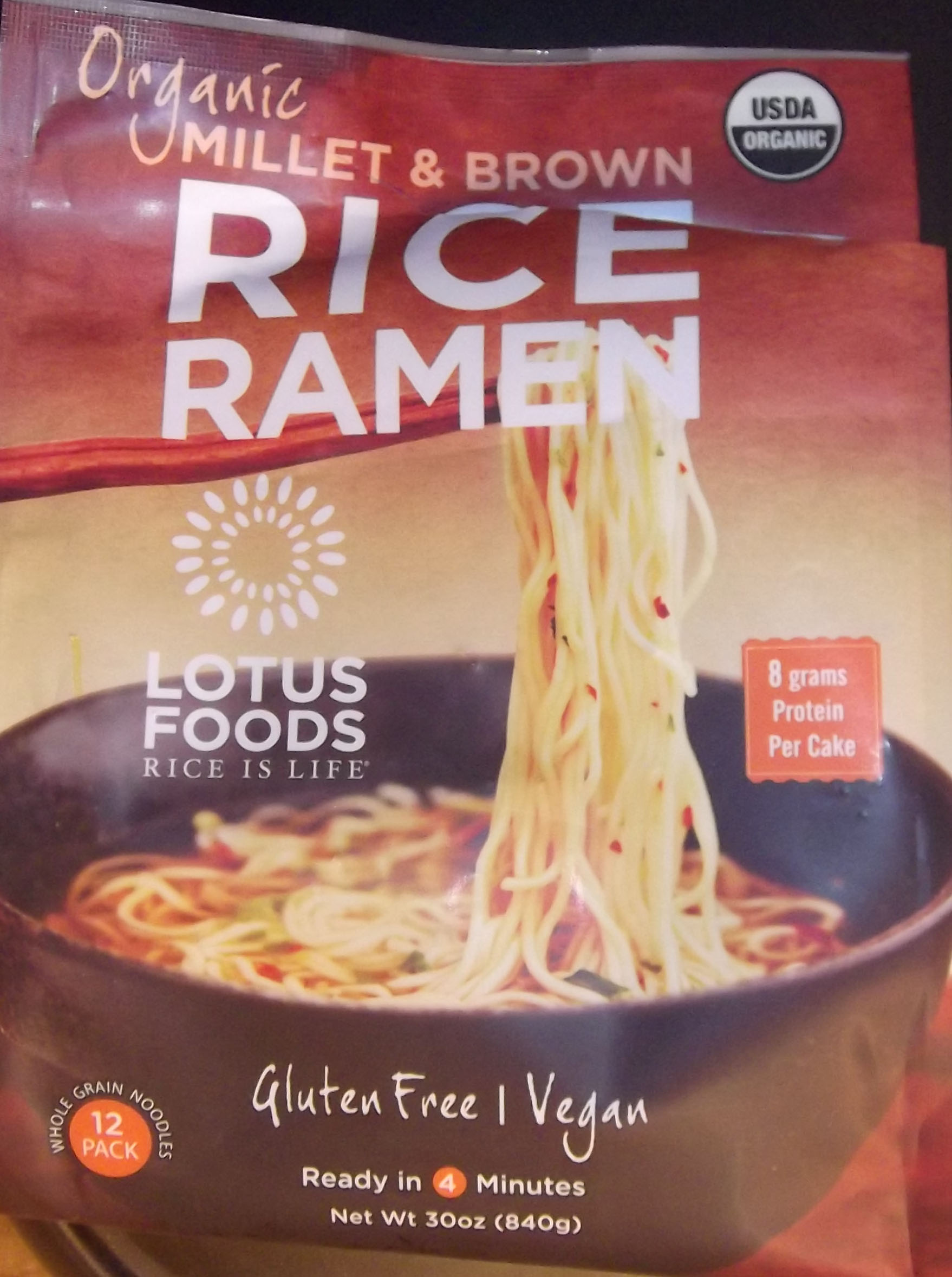 Lotus Rice Ramen Noodles