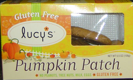 Lucy's Pumpkin Patch Cookies