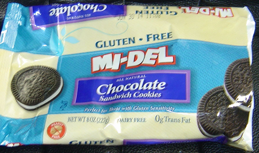 Mi-Del Chocolate Sandwich Cookies