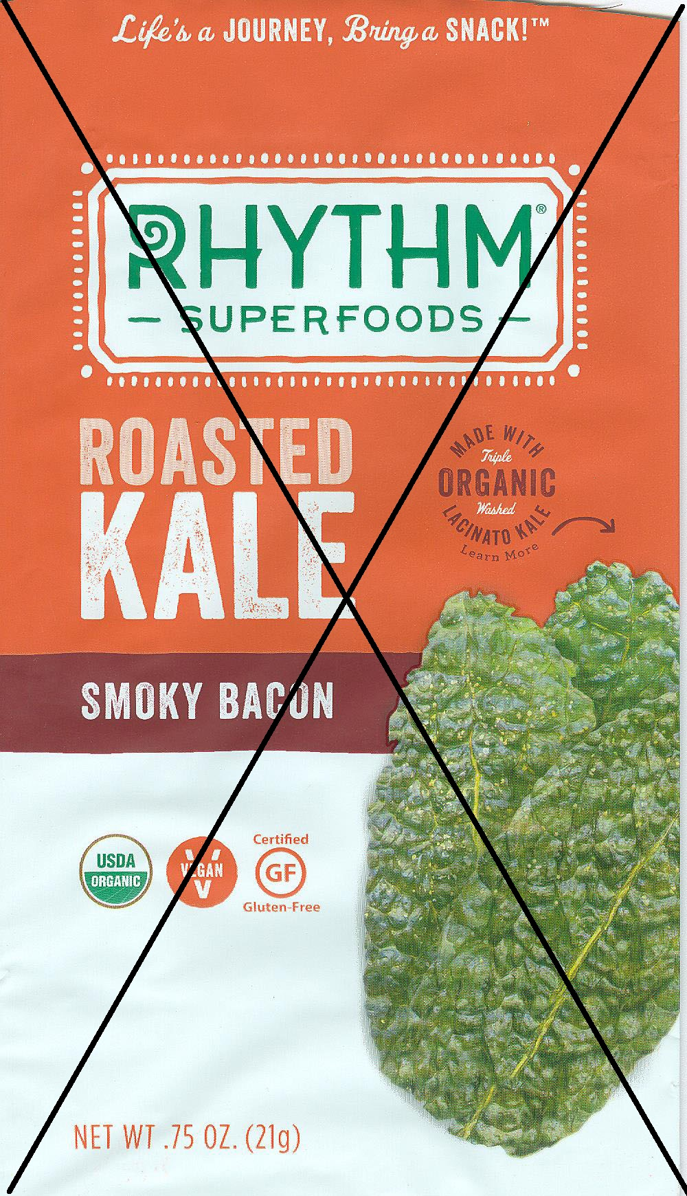 Rhythm Roasted Kale
