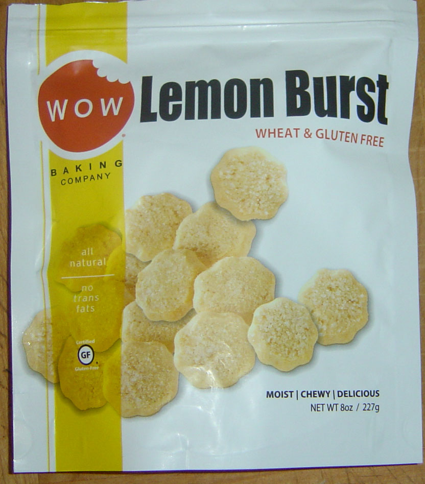 Wow Lemon Burst Cookies