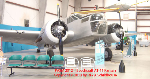 Beechcraft AT-11 Kansan