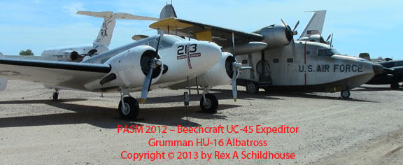 Beechcraft UC-45 Expeditor