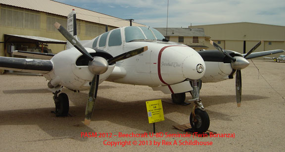 Beechcraft U-8D Seminole