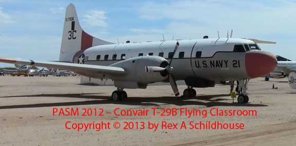 Convair T-29 Flying Classroom
