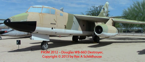 Douglas WB-66D Destroyer