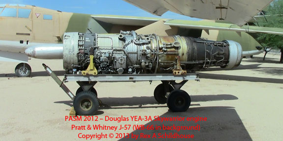 Douglas YEA-3A Skywarrior