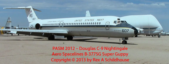 Douglas C-9B Nightingale
