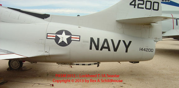 Lockheed T-1A Seastar