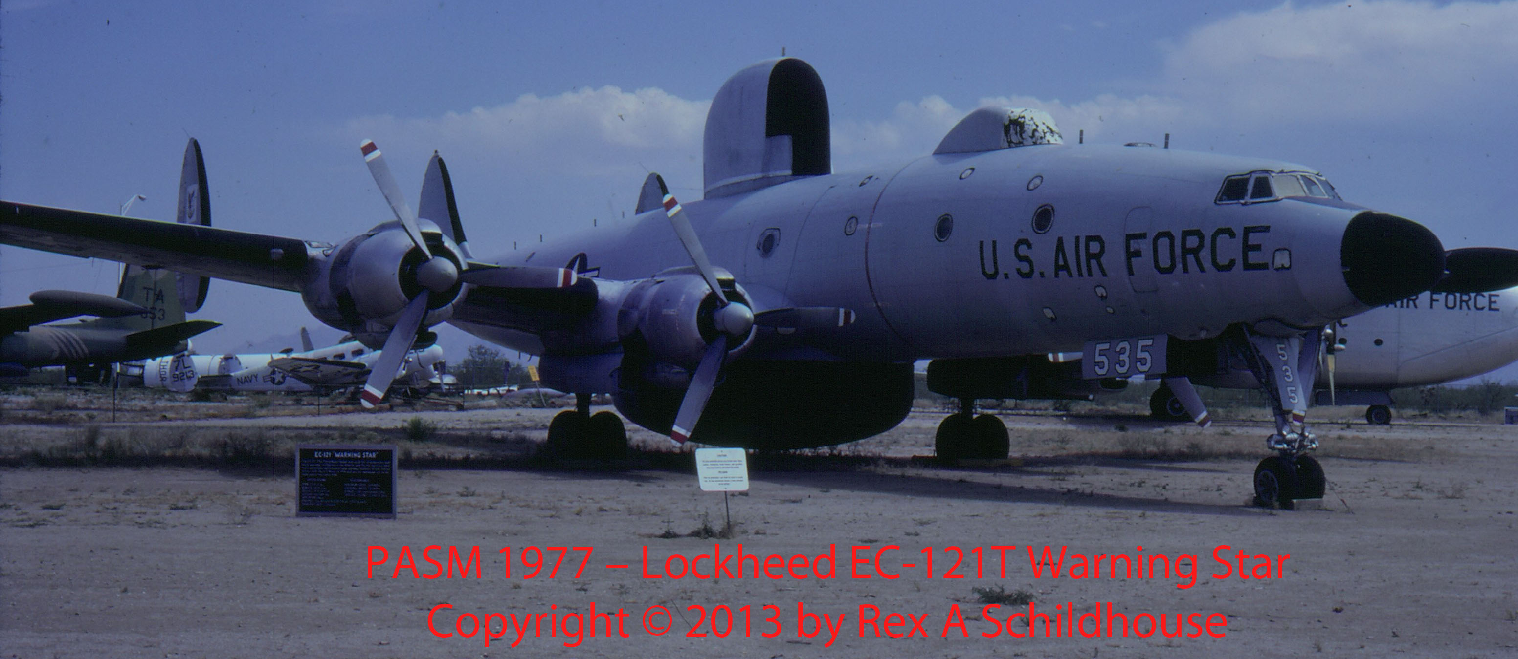 Lockheed EC-121 Warning Star