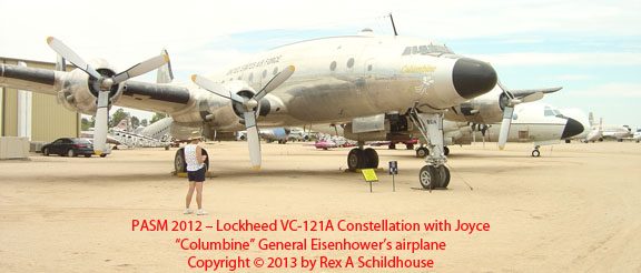 Lockheed VC-121A Constellation