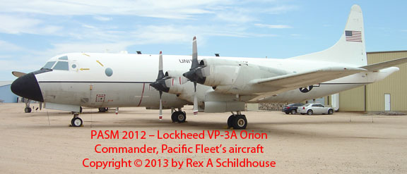 Lockheed VP-3A Orion