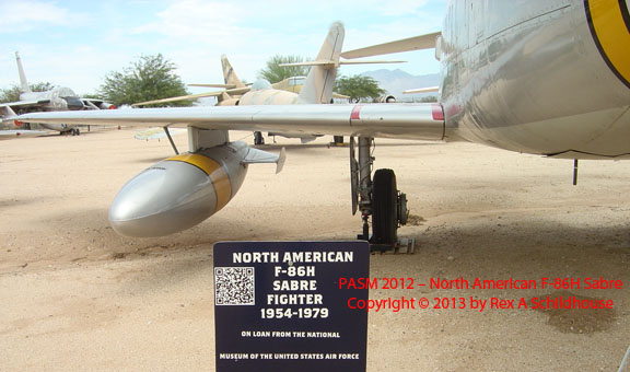 North American F-86H Sabre