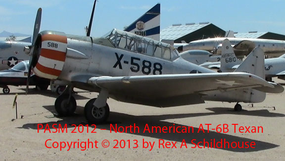 North American AT-6B Texan