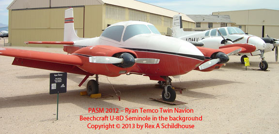 Ryan Temco Twin Navion