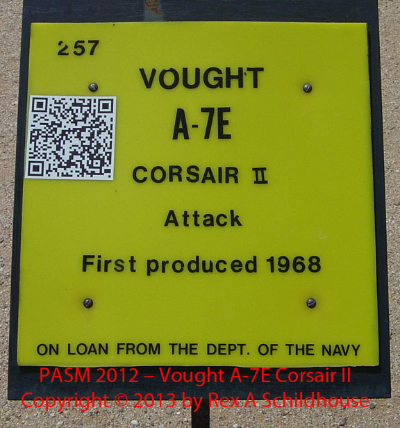 Vought A-7E Corsair II