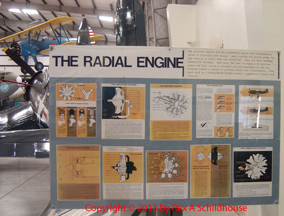 Unknown Radial Engine