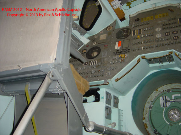 North American Apollo Capsule