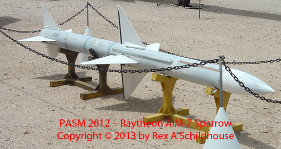 Raytheon AIM-7 Sparrow